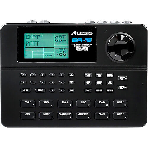 Alesis SR-16 - best beat machine for hip hop