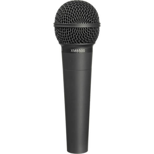 Behringer XM8500 - best durable beatboxing microhpone for live performances