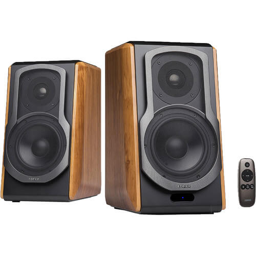 Edifier S1000DB - best powered speakers for audio technica record players on budget