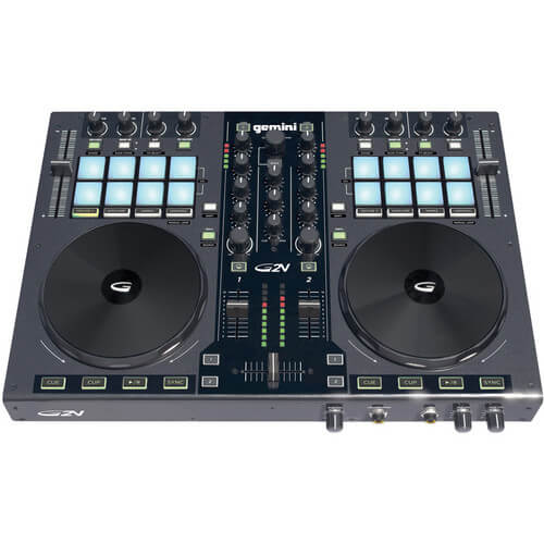Gemini G2V - best budget controllers for djing for under 300