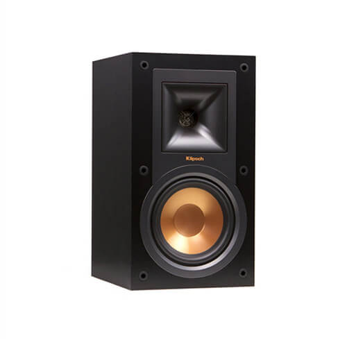 Klipsch R-14M - best cheap powred booshelf speakers under 200
