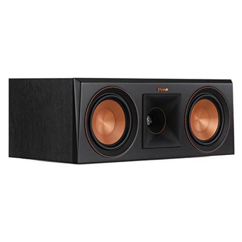 Klipsch RC42IIBL - best budget active powered speakers under 200