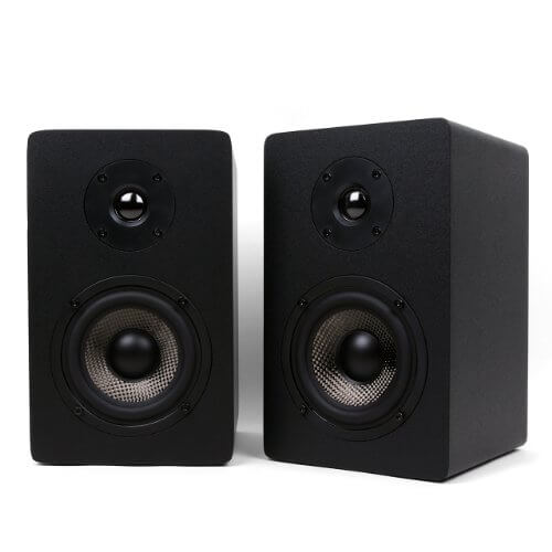 Micca MB42 - best budget powered computer speaker system under 200