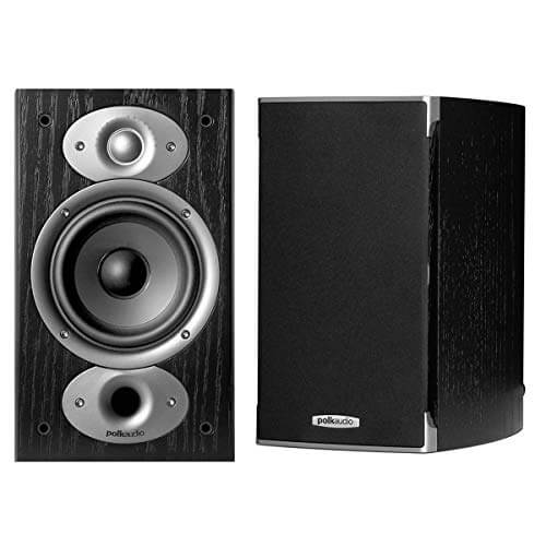 Polk Audio TSi100 - best budget active speakers for vinyl under 200