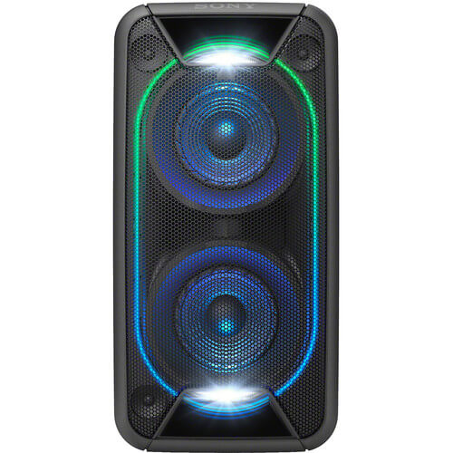 Sony GTKXB7BC - best bluetooth speaker for house parties with bass