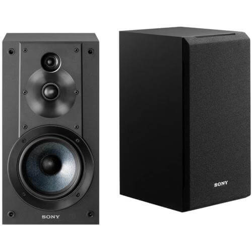 Sony SSCS5 - best budgte bookshelf speaker system for turntable under 200