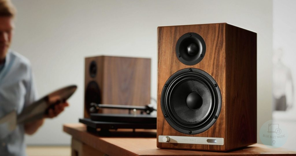 best budget powered speakers for turntable record player