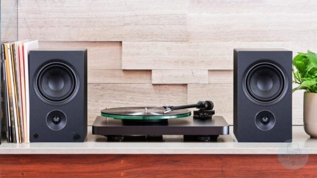 best tower speaker for vinyl record players and turntables