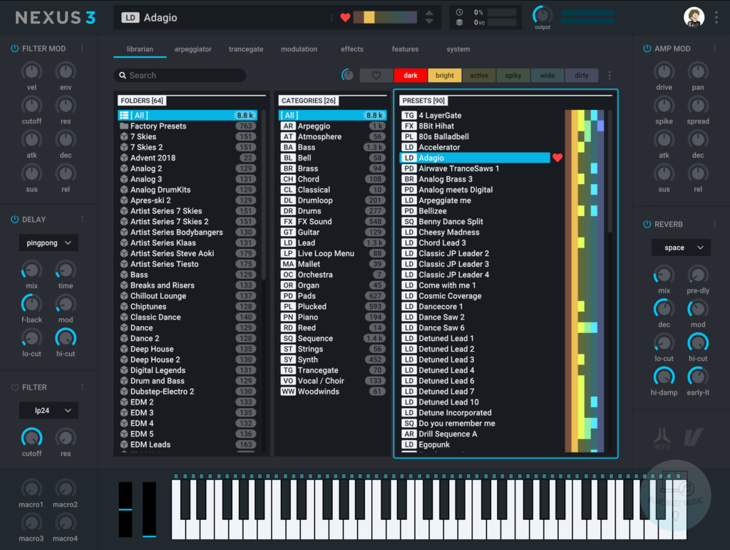 best free nexus expansion for edm music production and beatmaking