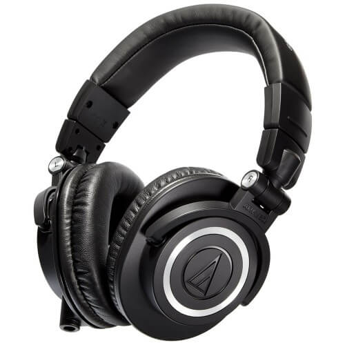 Audio-Technica ATH-M50x - are they the best budget headphones for beginners?