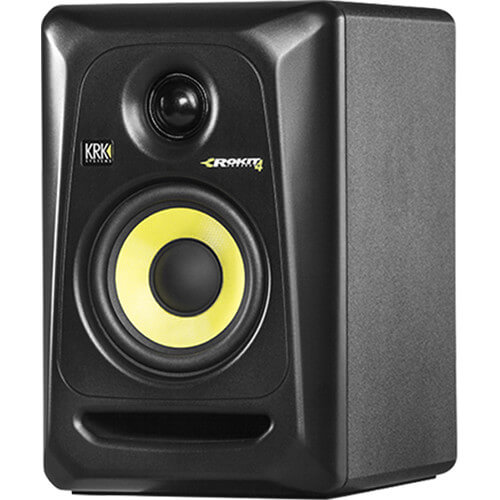 Are KRK Rokit 6 the best budget studio monitors for beginners?
