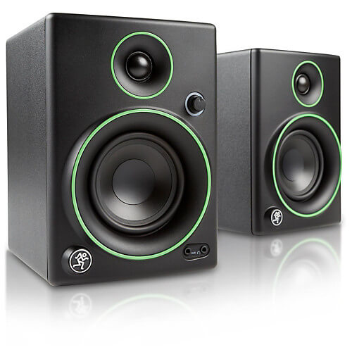 Are Mackie CR4 the best budget studio monitors for beginners?