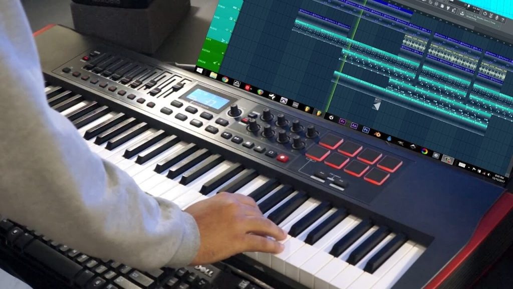 do you need a midi keyboard to make beats? Important question to ask when building your own music studio