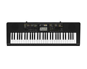 Casio CTK2400 61-Key Digital Piano
