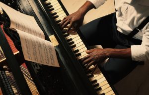 practice and experience are crucial when learning playing the piano