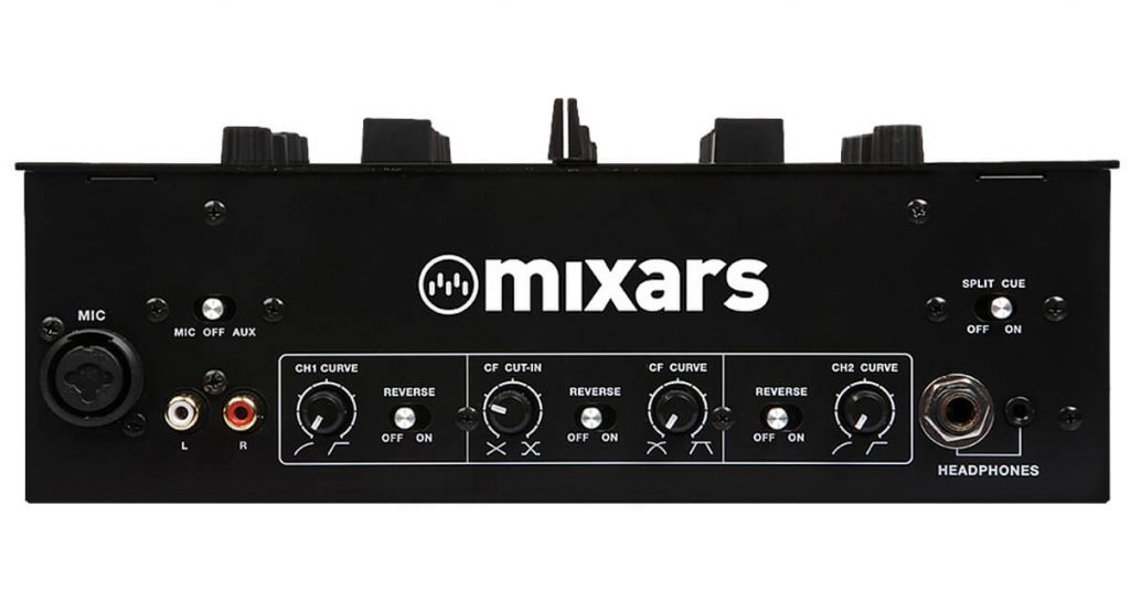 Mixars Duo Review - Front Panel