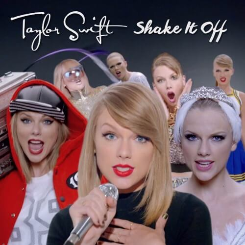 Shake It Off (Taylor Swift) - easy keyboard songs for kids