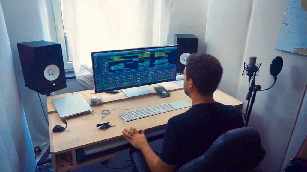 Find a music producer to succeed as an Artist
