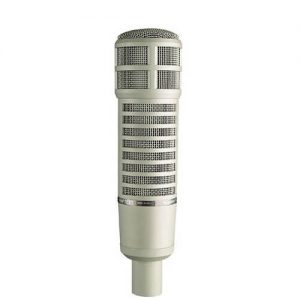 Electro Voice RE-20 - learn how to set up a microphone for singing