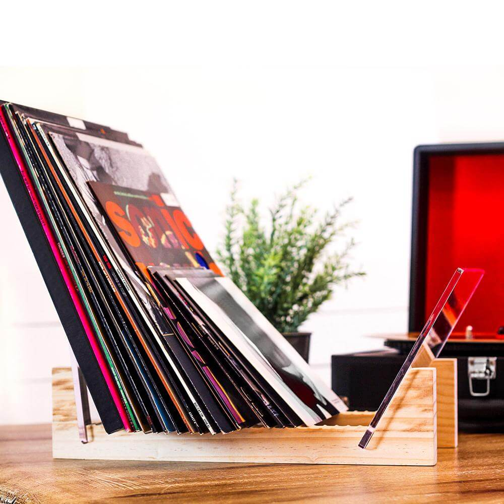 Kaiu Vinyl Record Holder review