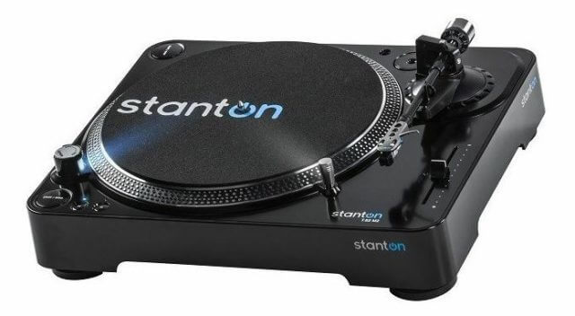 Stanton T62 Turntable review