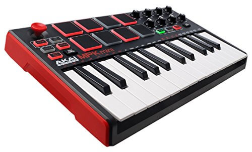 Akai Mpk Mini Mk2 garageband review
