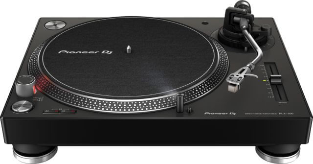 Pioneer PLX-500 review