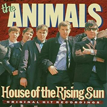 House Of The Rising Sun by The Animals - best acoustic love songs