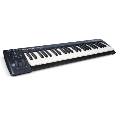 M-Audio Keystation 49 review