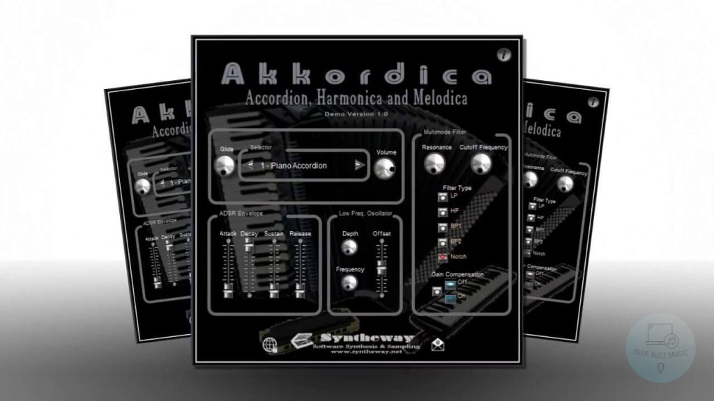 Akkordica VST plugin review - best accordion vst