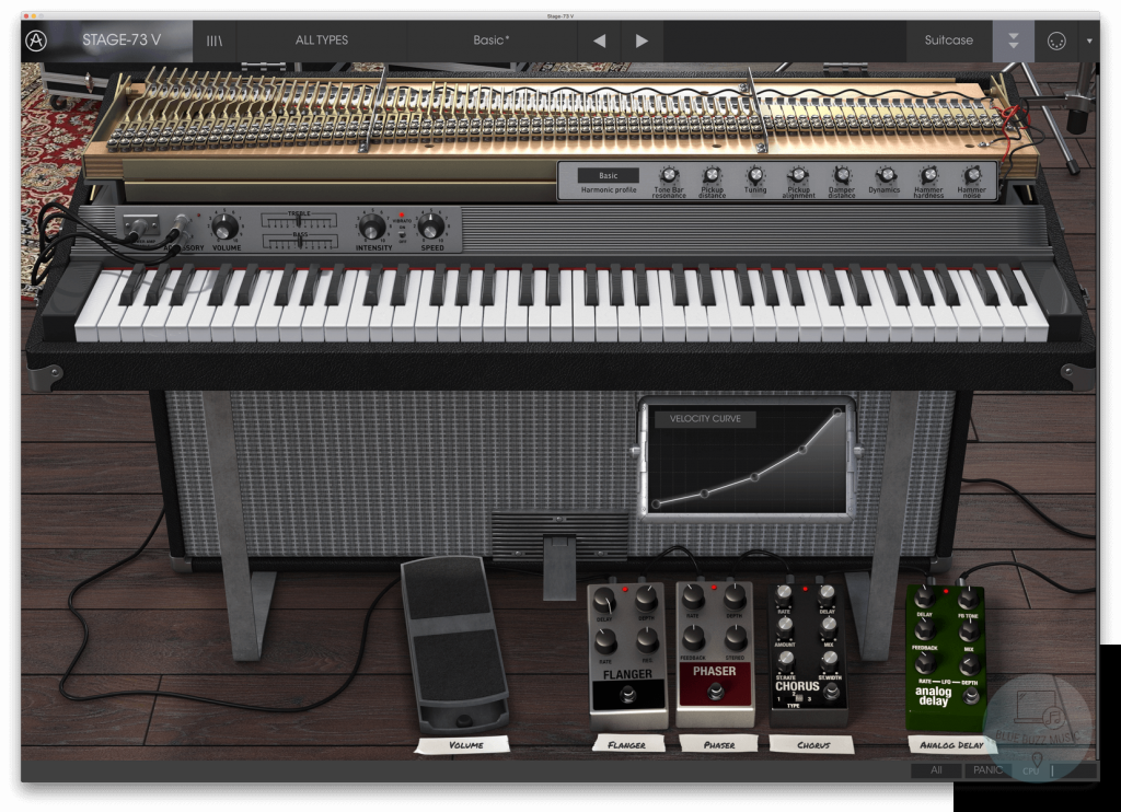 Arturia Stage-73 V review - best fender rhodes e-piano vst