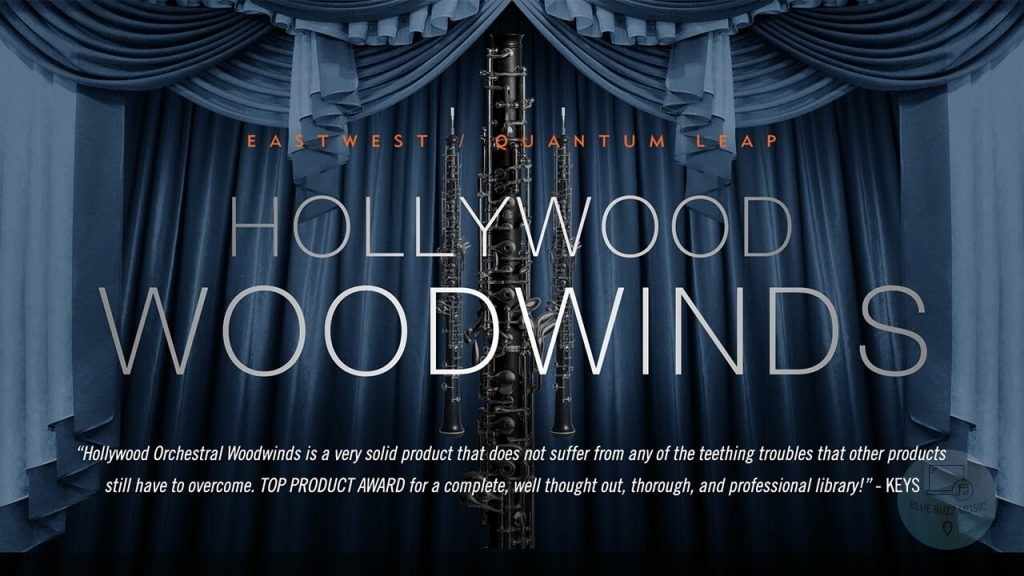 EastWest Hollywood Orchestral Woodwinds review - not free flute vst plugin but worth it