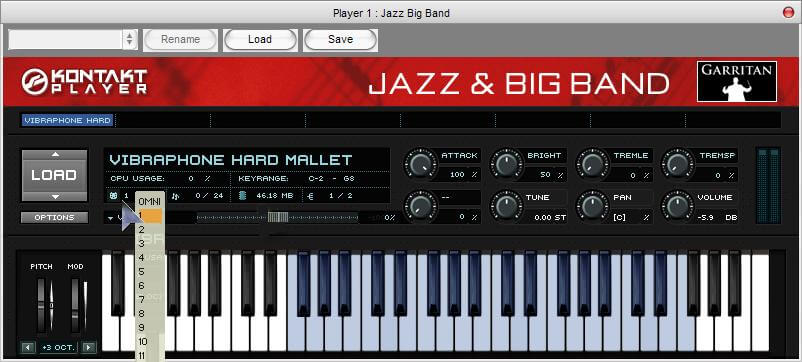 Garritan Jazz and Big Band - best free saxophone plugin for ableton, fl studio, pro tools, cubase, and logic pro x