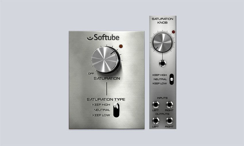 Softube saturation knob review - saturation vst free