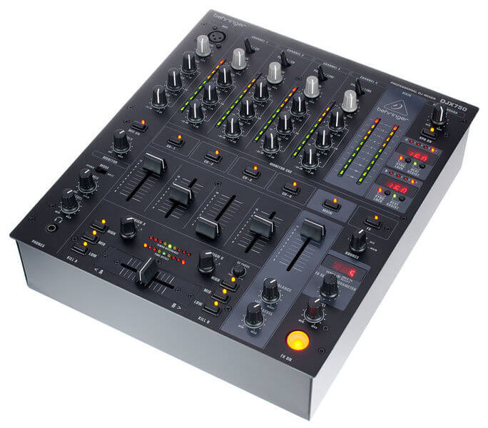 behringer djx750 review updated
