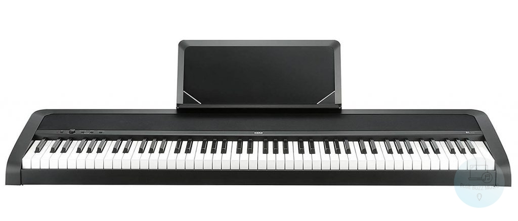 korg b1 - electronic piano vs keyboard