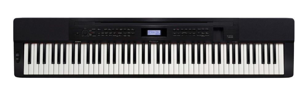 Casio PX-350 Review specs