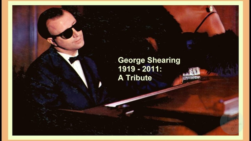 George Shearing famous blind pianists