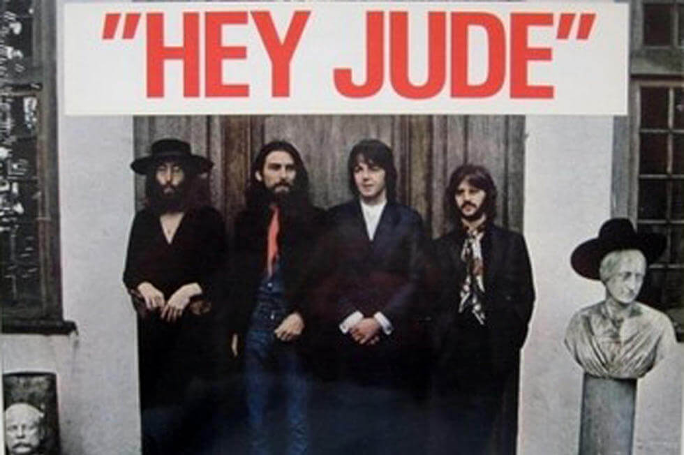 Hey Jude by The Beatles piano rock song for kids