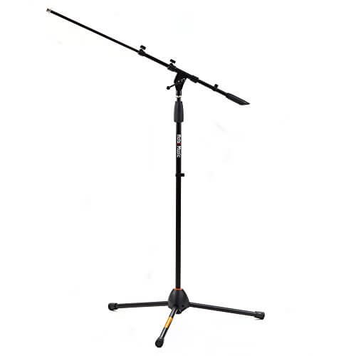 Hola! Music HPS-101TB Professional Tripod Microphone Mic Stand For Blue Snowball