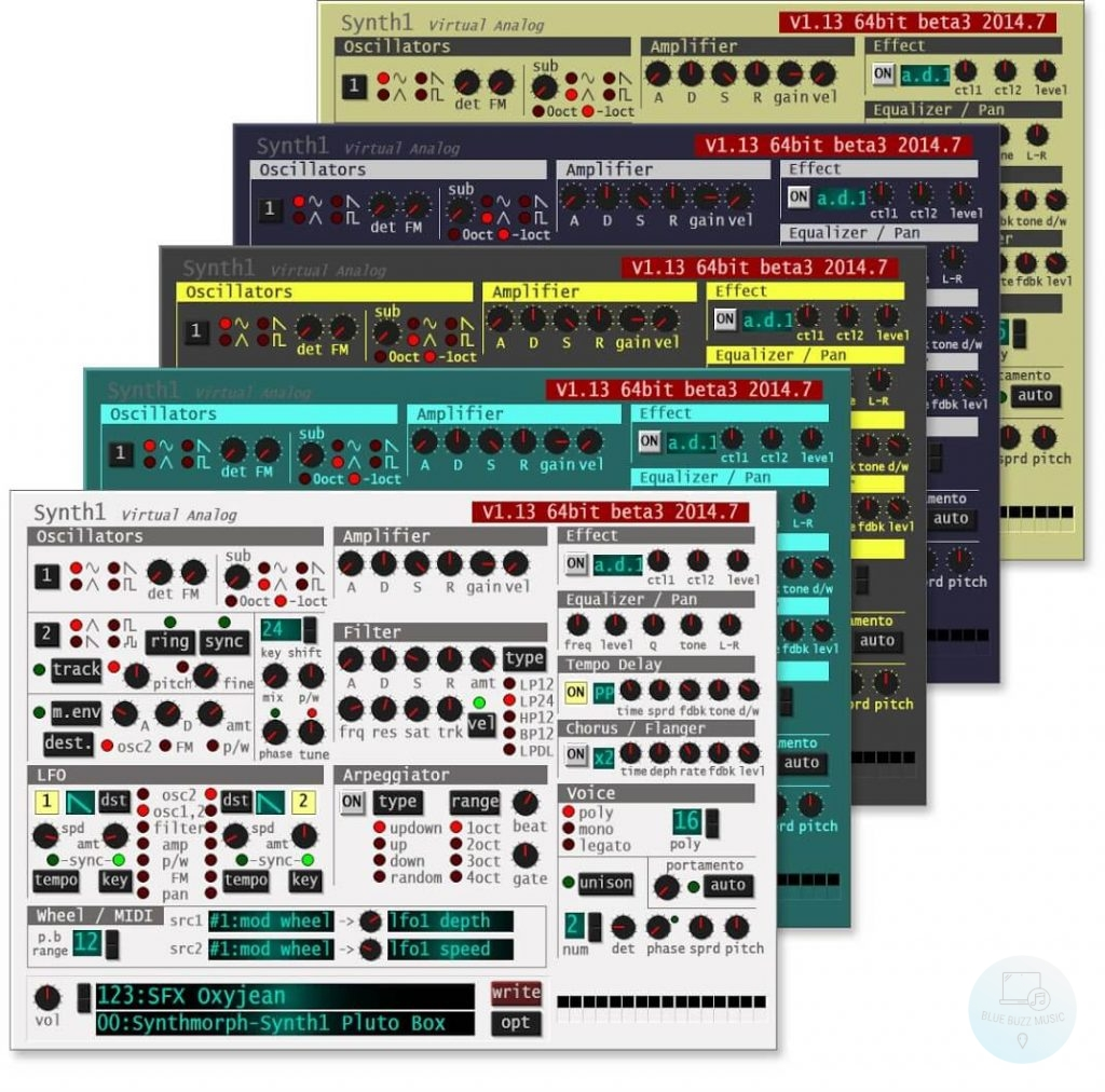 How To Install synth1 presets