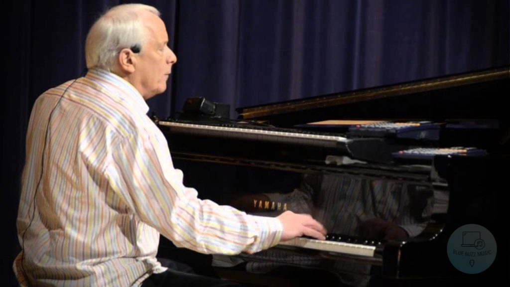 Ken Medema blind composer and pianists one of the best
