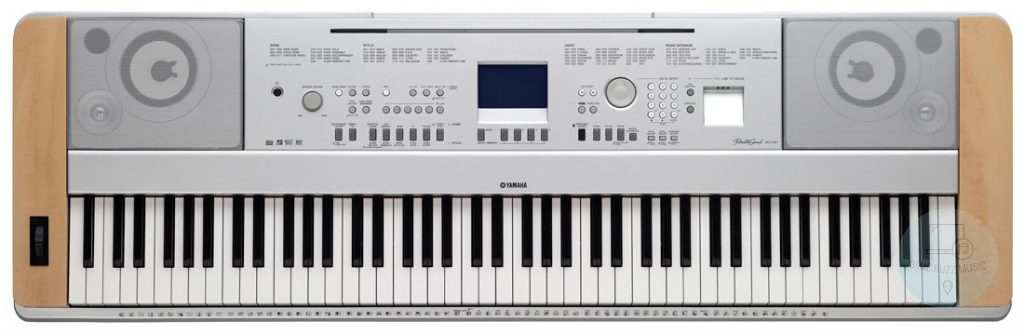 SOUND QUALITY of dgx-640 portable usb grand digital piano keyboard