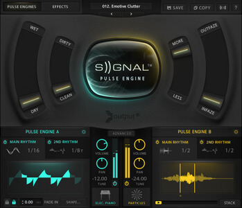 Signal Bundle by Output - best fl studio synth vst plugin for windows and mac