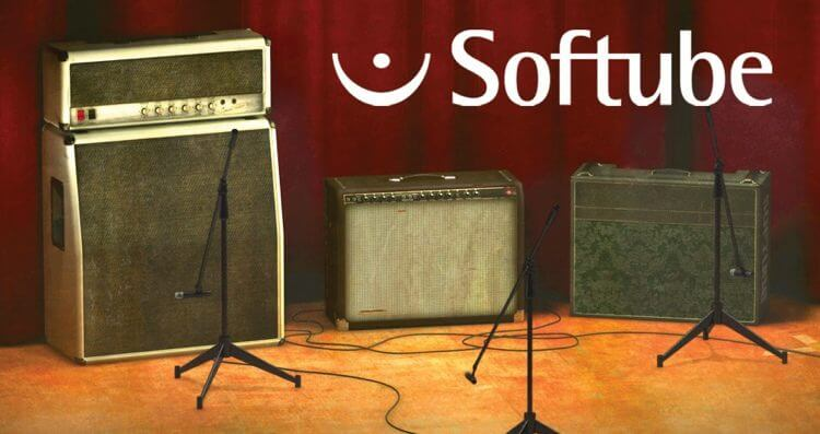 Softube Vintage Amp Room best guitar vst for windows and mac computers