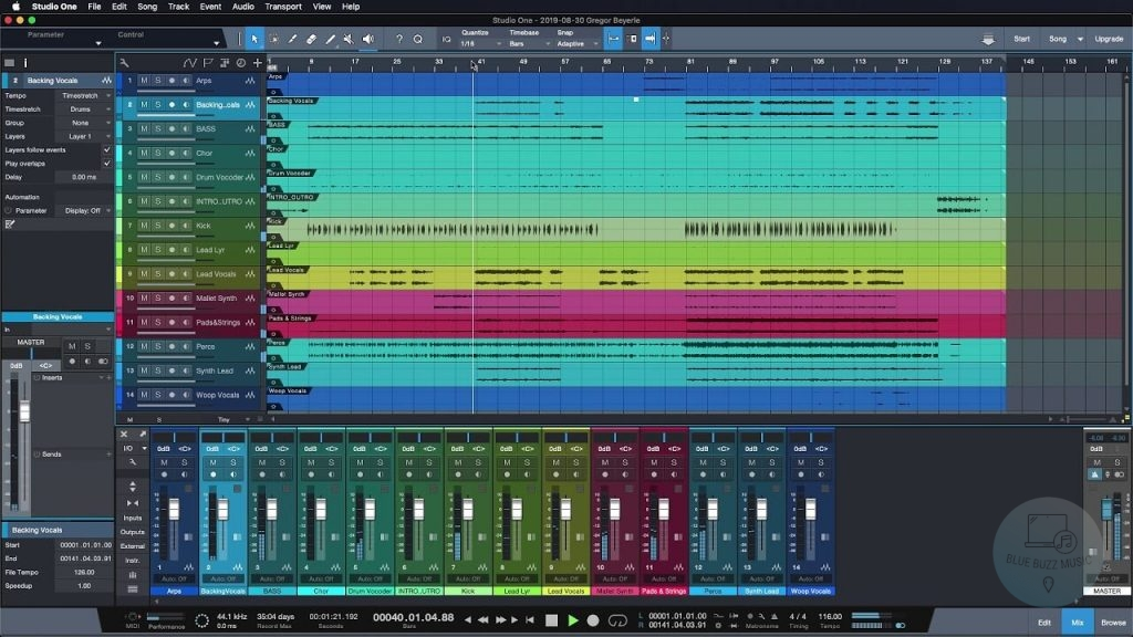 Studio One Prime 4 artist lite DAW for free
