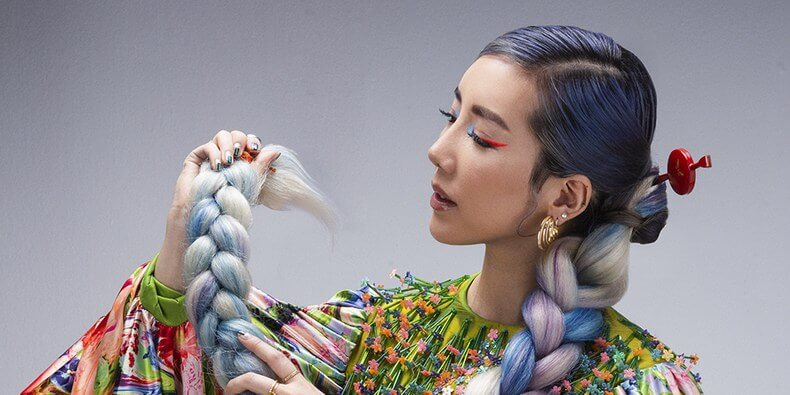 TOKiMONSTA asian female dj