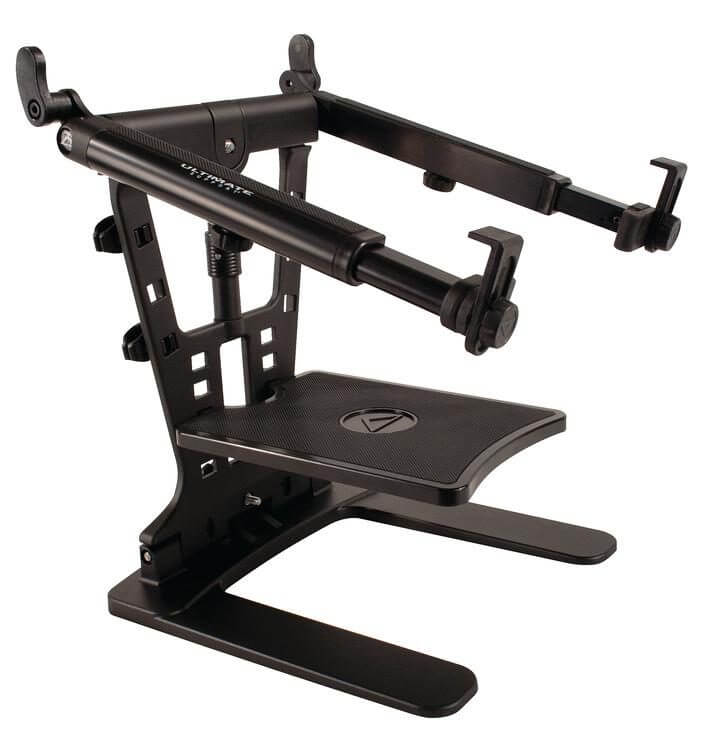 Ultimate Support Hyperstation QR Hyper Series DJ Stand review -