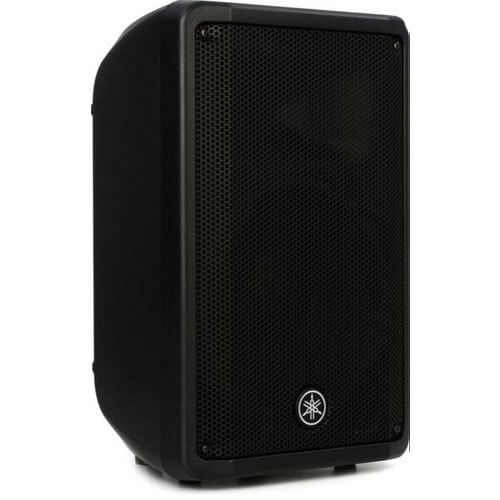 Yamaha DBR10 700-Watt Powered Speaker for dj setup