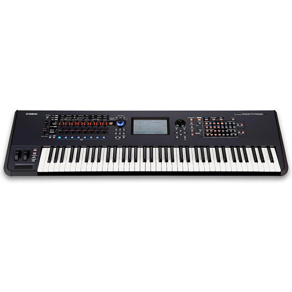 Yamaha Montage 8 - best keyboard for hip hop production